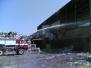 Incendio discarica Lavis