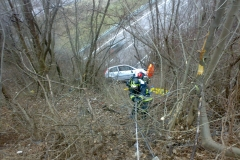 Incidente stradale SP71