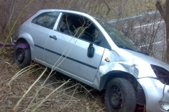 Incidente stradale SP71