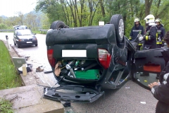 Incidente stradale SP225