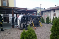 Incidente loc. Cirè