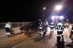 Incidente stradale Civezzano