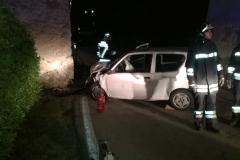 Incidente stradale Barbaniga
