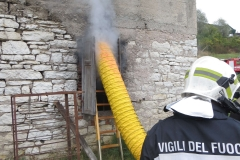 Manovra incendio Maso Zandonai